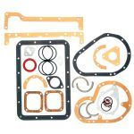 David Brown 770, 780, 880, 885, 1190, 1194 Lower Gasket Set (3 cyl)